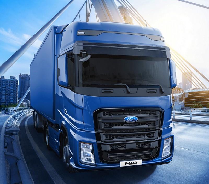 Con F-Trucks Italia la famiglia Storti diventa importatore per l'Italia della gamma Ford Trucks