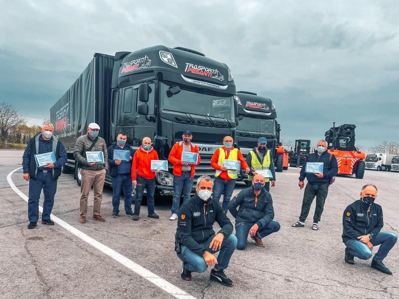 Trasporti Pesanti, di scena il corso Ecodrive per gli autisti