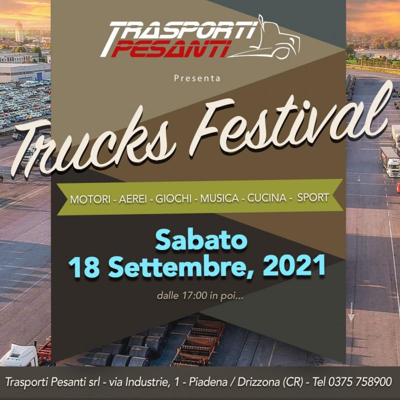 Piadena, il 18 Truck Festival con la Trasporti Pesanti